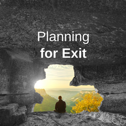 Planning for Exit